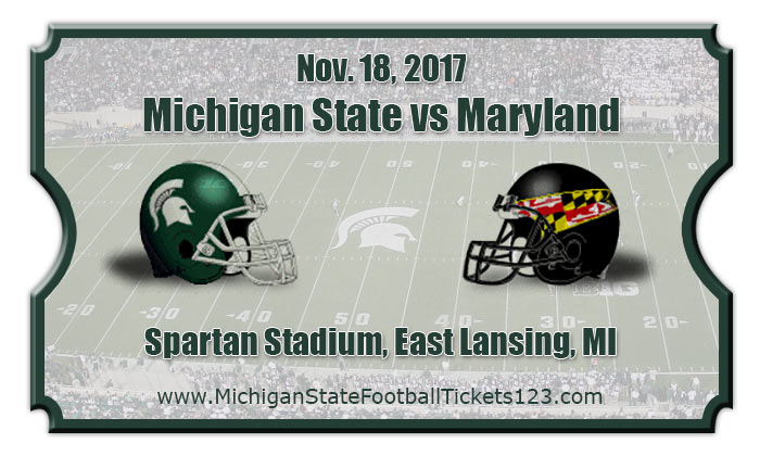 2017 Michigan State Vs Maryland