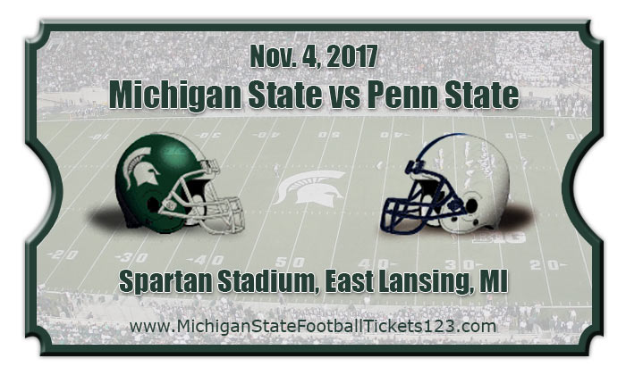 2017 Michigan State Vs Penn State